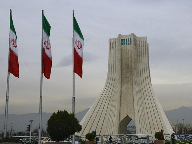 Техеран, Иран (Фото: Sputnik/Сергей Мамонтов) -