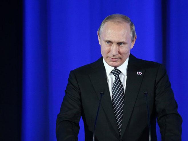 Владимир Путин (Фото: Фотохост-агентство) -