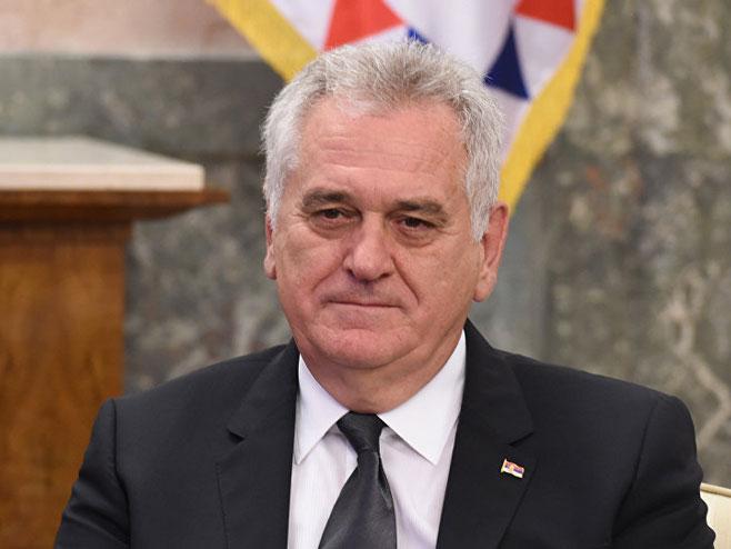 Tomislav Nikolić - Foto: TANJUG