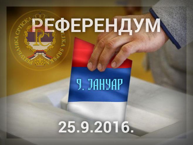 Референдум у Републици Српској (Илустрација: РТРС) -