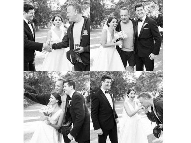 Tom Henks na vjenčanju (FOTO:Screenshot/YouTube)