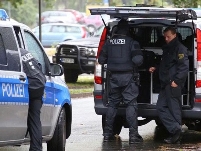 Њемачка полиција - Фото: ТАНЈУГ