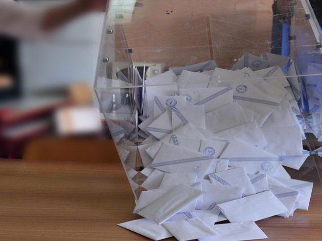Гласачка кутија - избори - Фото: AFP