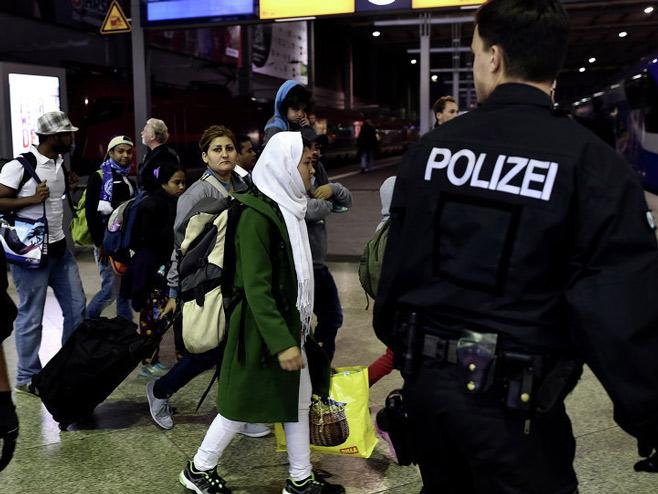 Избјеглице у Њемачкој - Фото: AFP