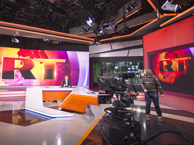 RT - Russian Today (Фото: Sputnik/Evgeny Biyatov) -