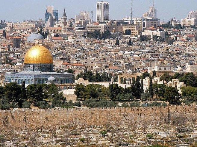 Јерусалим (Фото: Wikipedia/Wayne McLean (Jgritz)) -