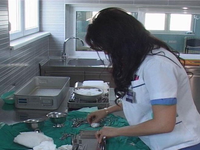 Nove operacione sale u dobojskoj bolnici (Foto RTRS)