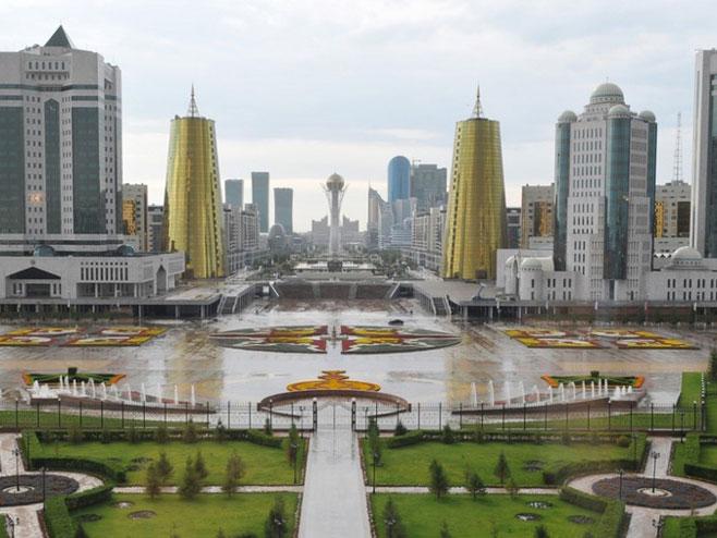 Астана, Казахстан (Фото:Пресс-служба президента Украины) -