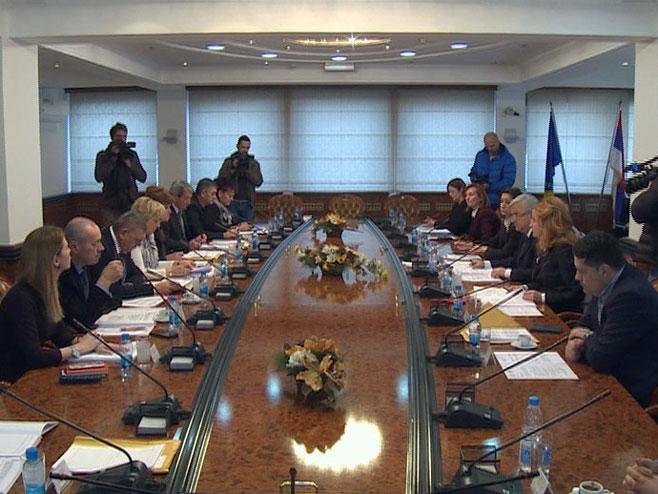 Сједница заједничке комисије - Фото: РТРС
