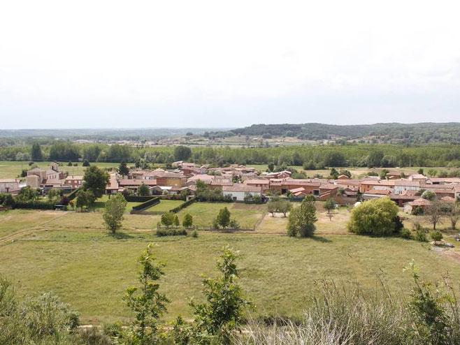 Španskog selo Serezales del Kondado - Foto: Screenshot