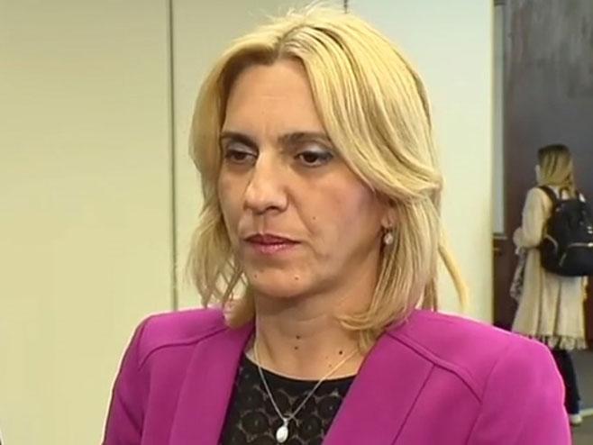 Жељка Цвијановић  (Фото:snsd.org) -