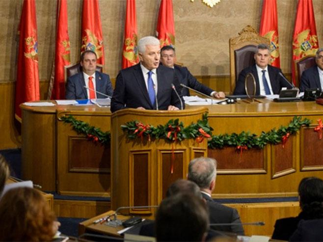 Црна Гора добила нову владу, Душко Марковић премијер - Фото: ТАНЈУГ