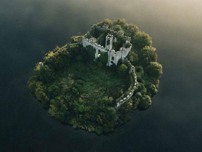 Zamak Mek Dermot u Irskoj (Foto: Instagram/bbc_travel)