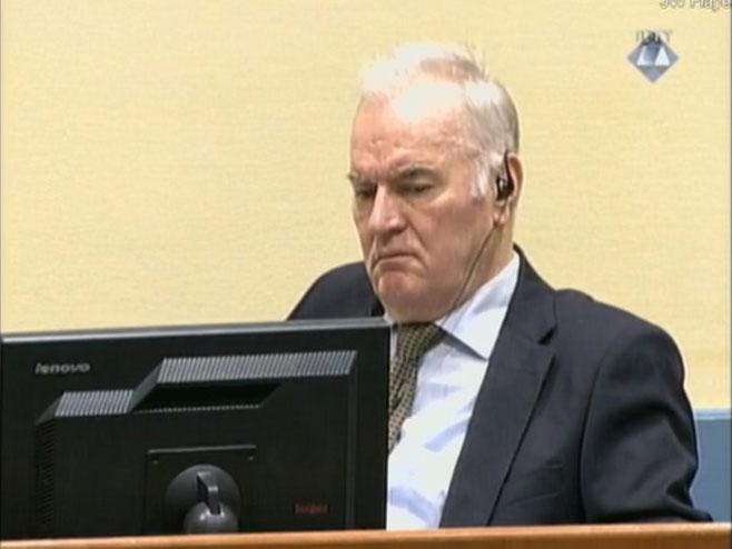 Ратко Младић - Фото: Screenshot