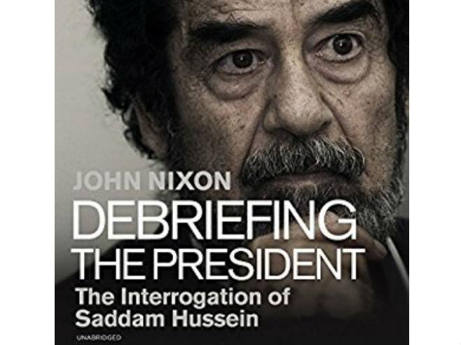 """""""Брифинговање предсједника: Испитивање Садама Хусеина"""" - Фото: илустрација"""