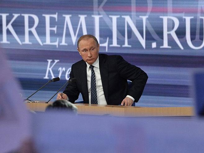 Владимир Путин     (Фото:Sputnik) -