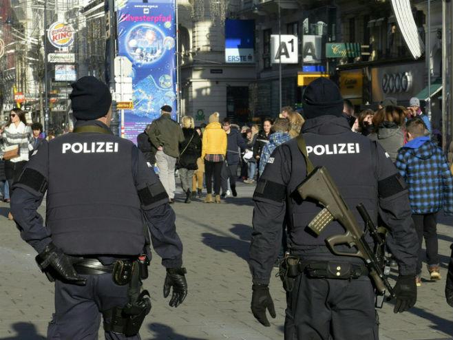 Аустријска полиција (Фото: APA) -