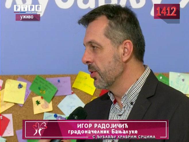 Igor Radojičić, gradonačelnik Banjaluke