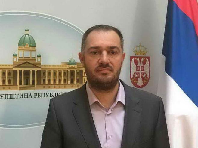 Иван Костић (Фото: dveri.rs) -