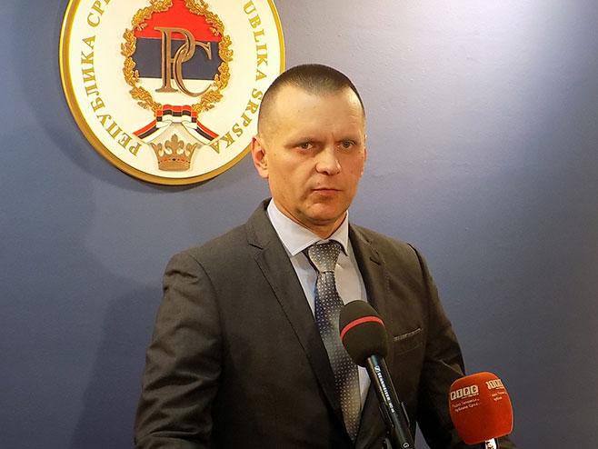 Драган Лукач - Фото: СРНА