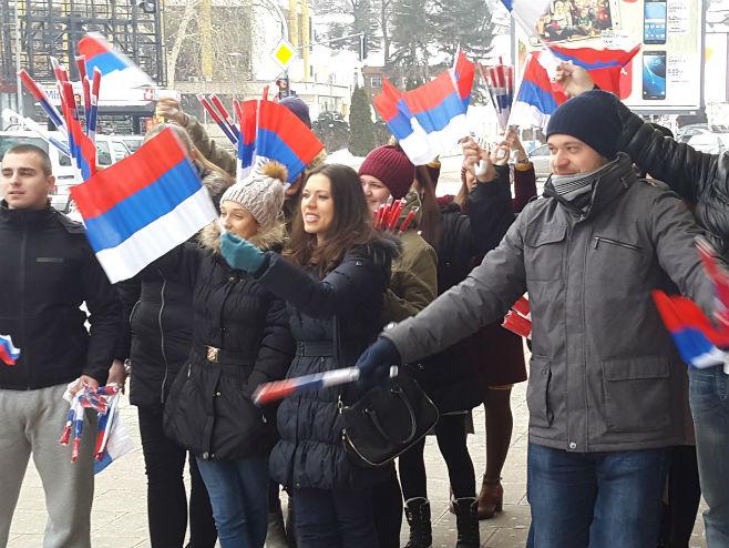 Добој: Обиљежавање Дана Републике (Фото: СРНА)