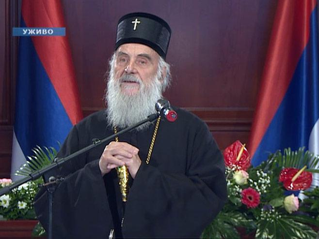 Патријарх српски господин Иринеј