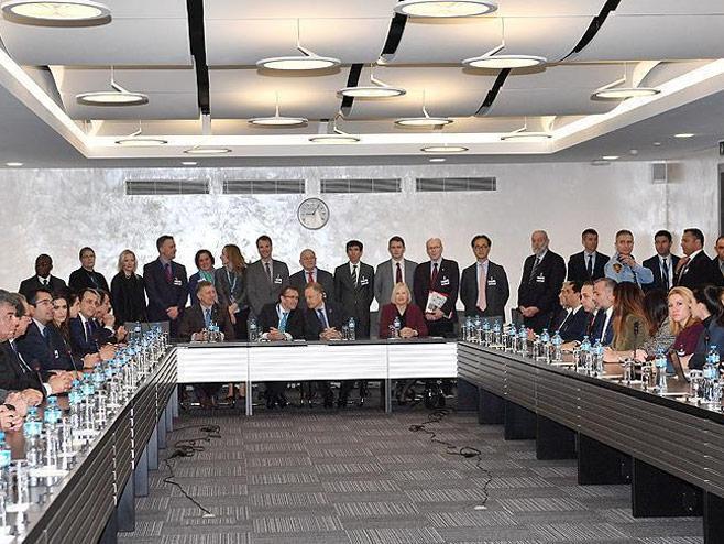 Преговори за Кипар (фото: http://aa.com.tr/) -