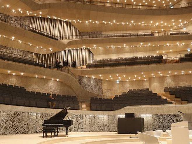 Filharmonija u Hamburgu (foto:Gettyimages)