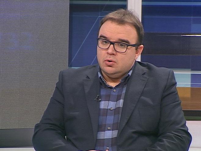 Посол Боснии и Герцеговины в Хорватии Александр Вранеш