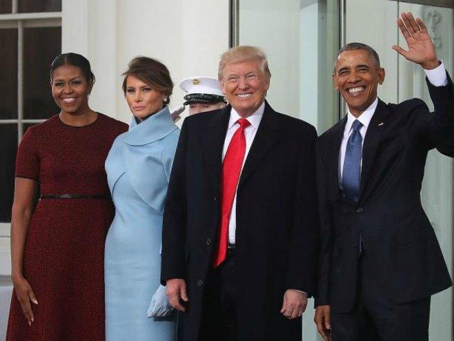 Inauguracija Donalda Trampa (Foto: Getty images)