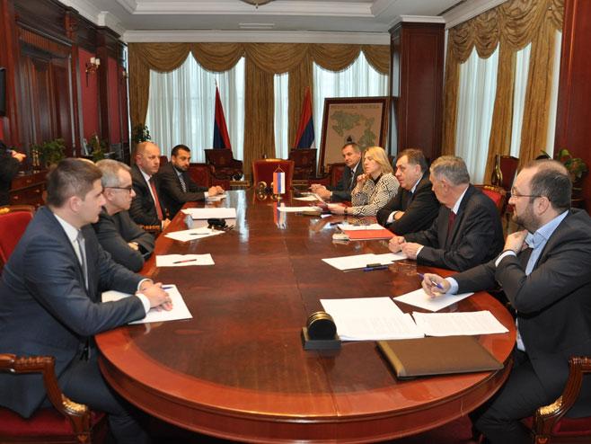 Извршни комитет СНСД (Фото:СНСД) -