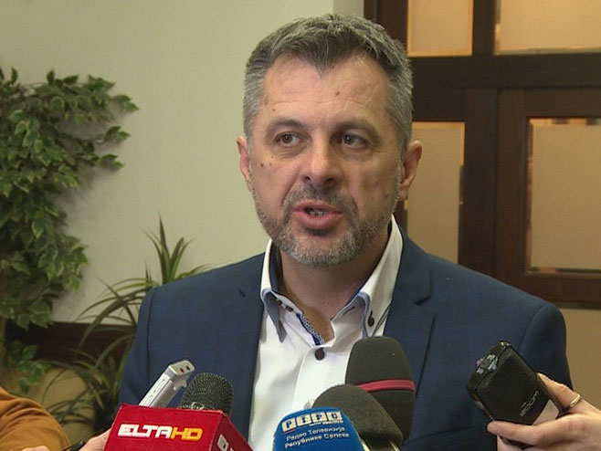 Игор Радојичић - Фото: РТРС