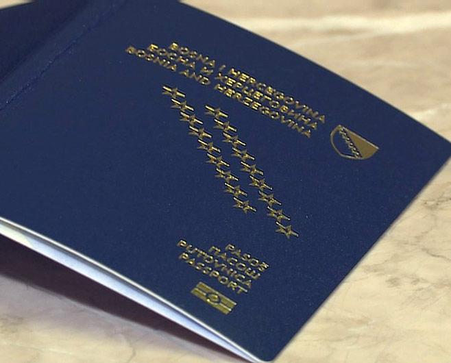 БиХ пасош - Фото: РТРС