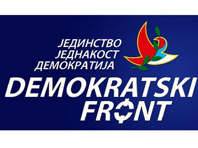 Демократски Фронт - Фото: илустрација
