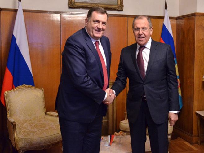 Састанак Додик-Лавров