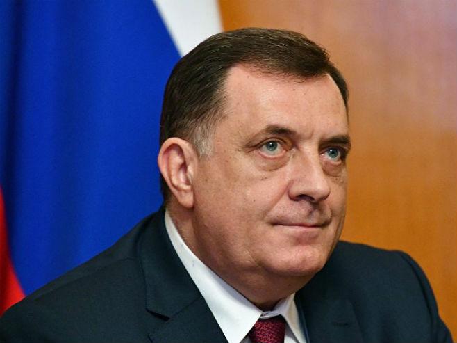 Милорад Додик (Фото: Спутњик) -