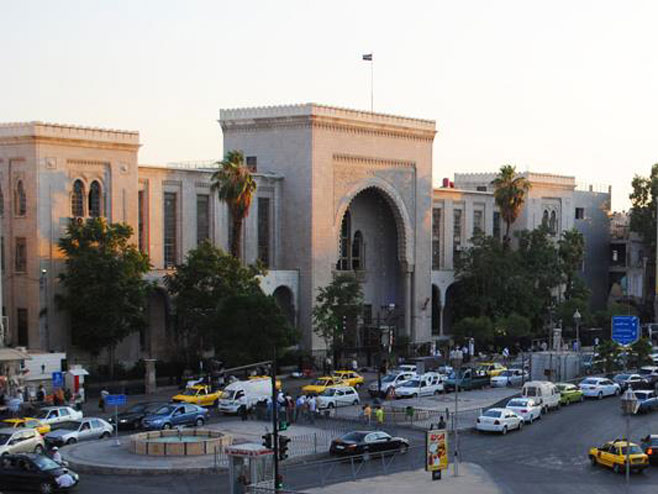 Дамаск, Сирија (Фото: Twitter.com) -