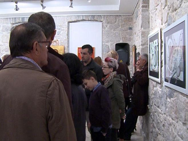 Изложба Драге Вучића