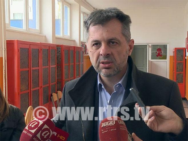 Градоначелник Бањалуке Игор Радојичић (Фото: РТРС)