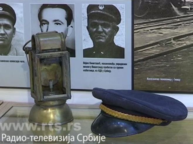 Војин Никитовић – заборављени јунак са пруге - Фото: Screenshot