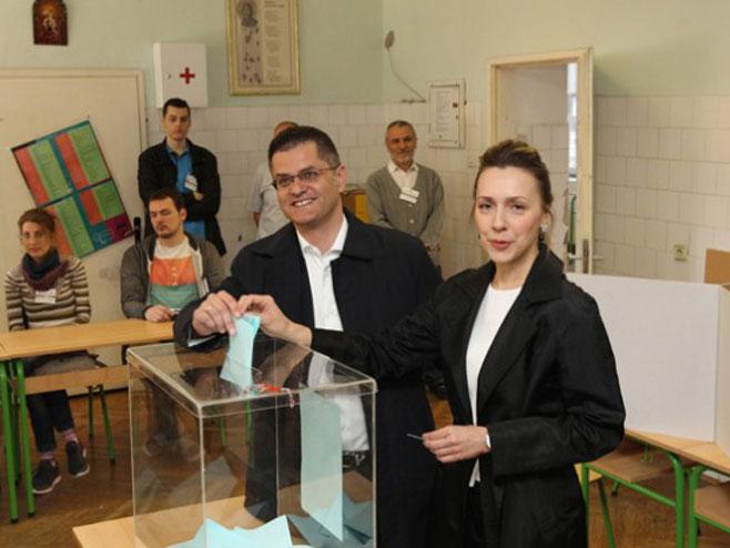 Srbija - glasanje: Vuk Јeremić