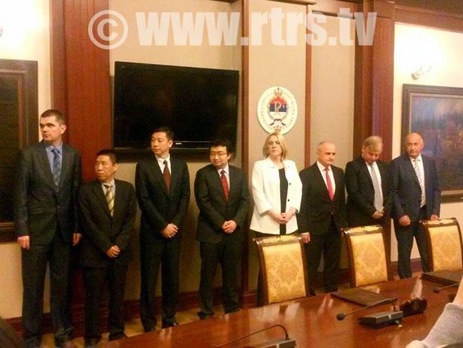 Потписан Споразум о сарадњи на реализацији пројекта изградње ТЕ Гацко 2 - Фото: РТРС