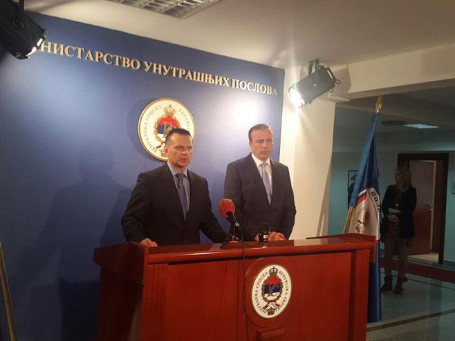 Драган Лукач и Драшко Милиновић (Фото: РТРС)