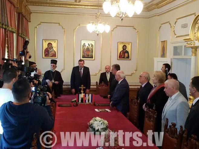 У Бањалуци ће се градити српско-руски православни храм