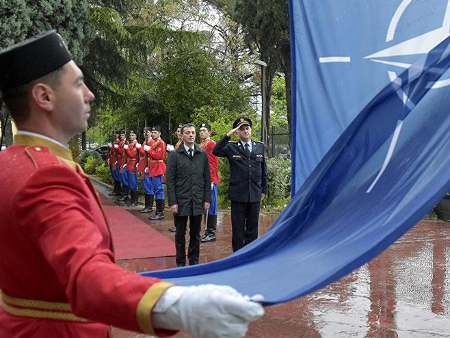 Црна Гора и НАТО (Фото: Tanjug/Vlada Crne Gore/Saša Matić) -