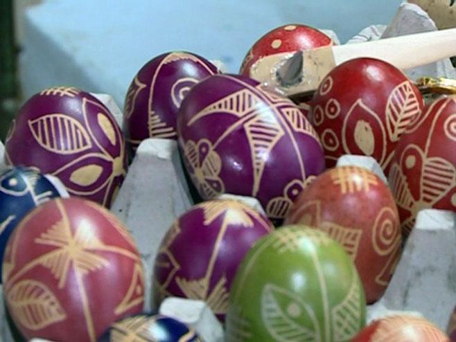 Васкршња јаја - Фото: РТРС