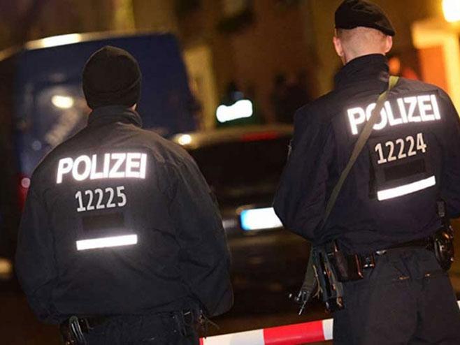 Полиција Њемачке - Фото: ТАНЈУГ