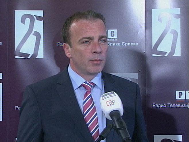 Генерални директор РТРС-а Драшко Милиновић (Фото: РТРС)