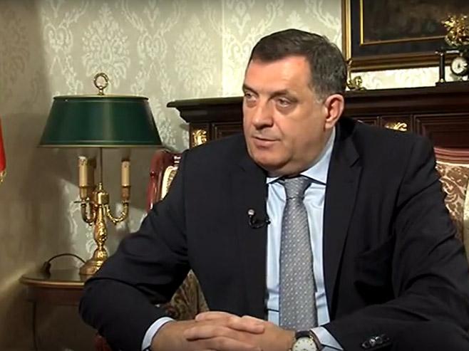 Милорад Додик - Фото: Screenshot/YouTube