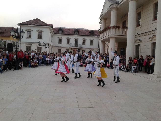 Фестивал фолклора у Андрићграду - Фото: СРНА